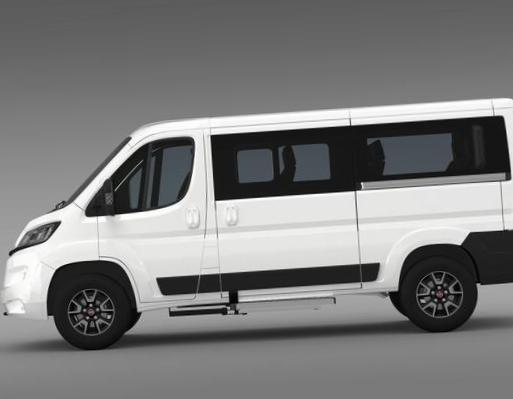 Fiat Ducato Panorama lease hatchback