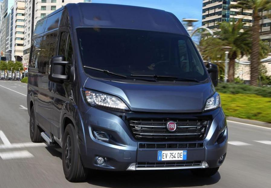 Fiat Ducato Panorama prices van