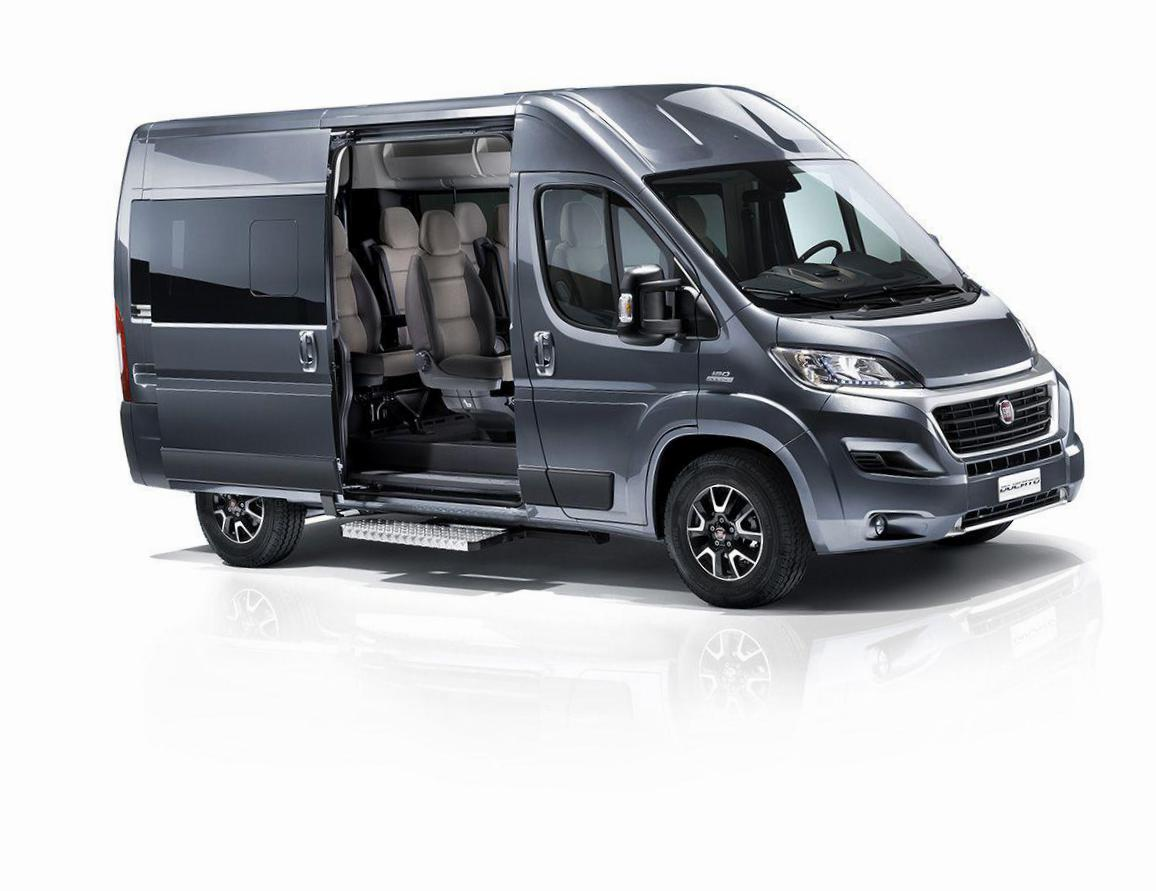 Fiat Ducato Panorama review 2013