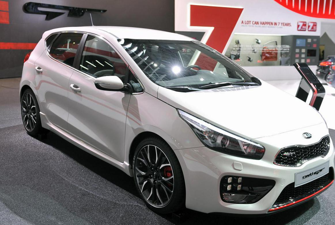 KIA Ceed GT Specifications hatchback