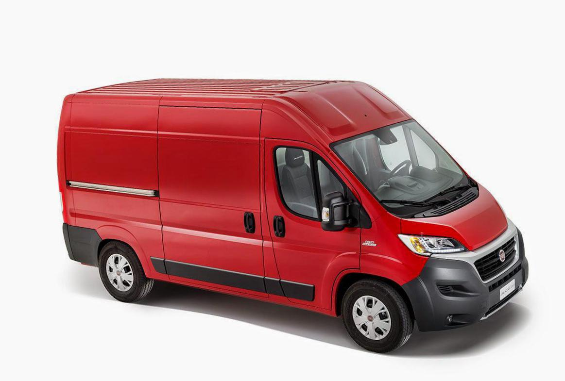 Ducato Furgone Fiat approved hatchback