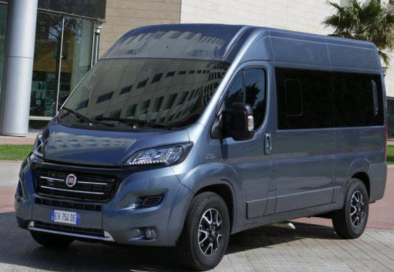 Fiat Ducato Furgone Specifications 2014