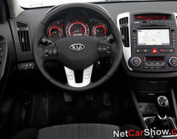 KIA Pro Ceed Specification 2014