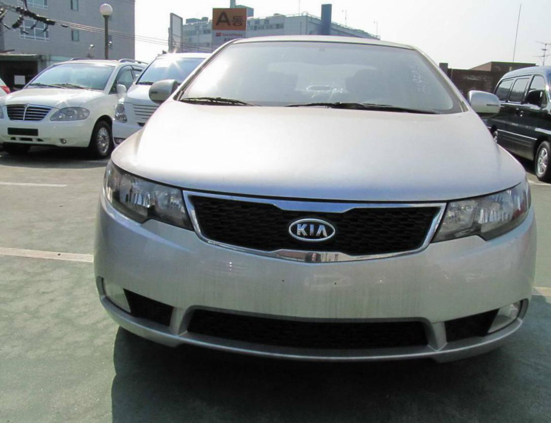 KIA Cerato approved 2010
