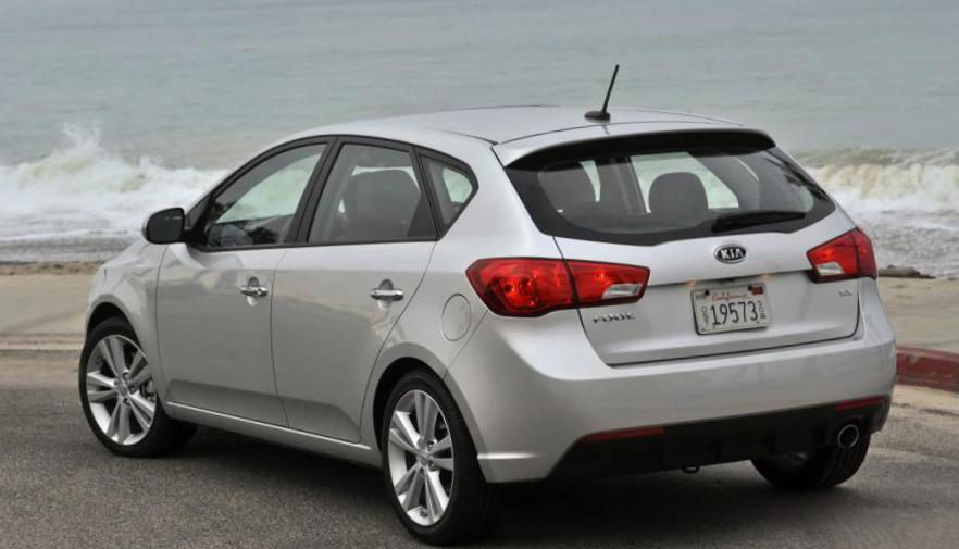Cerato Hatchback KIA Specification 2009