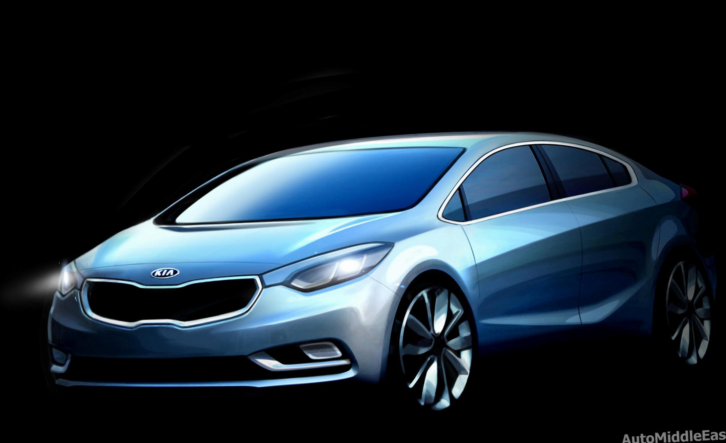 KIA Cerato Hatchback approved 2013