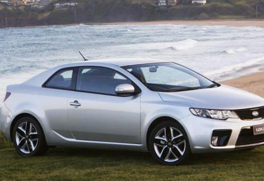 Cerato Koup KIA Specifications suv