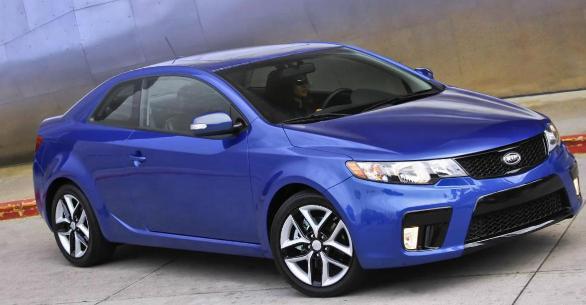 KIA Cerato Koup for sale sedan