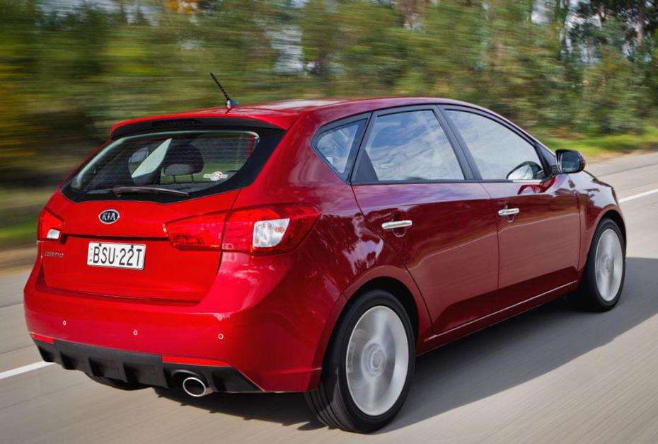 Cerato Hatchback KIA review 2010