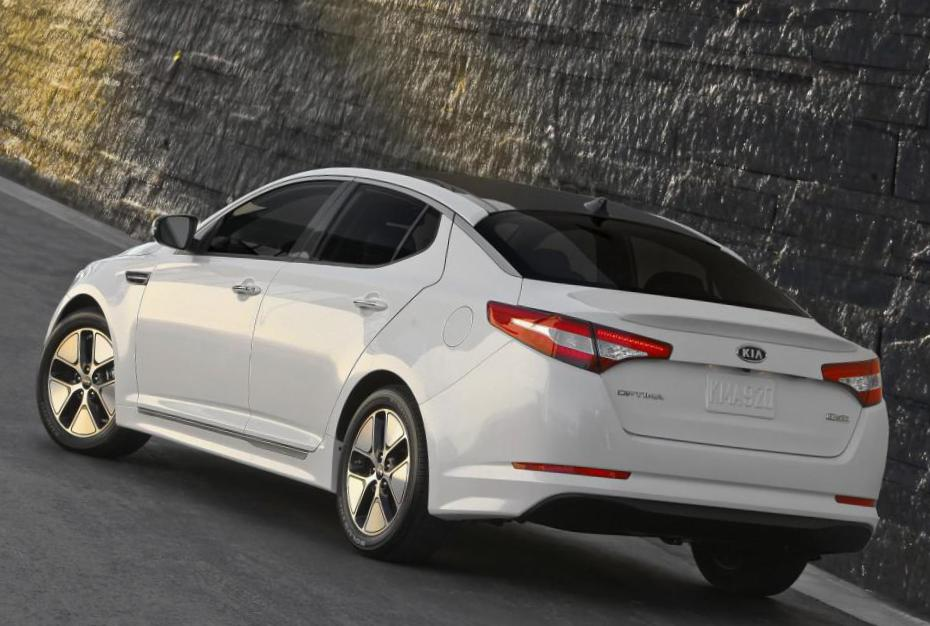 KIA Optima Price 2011