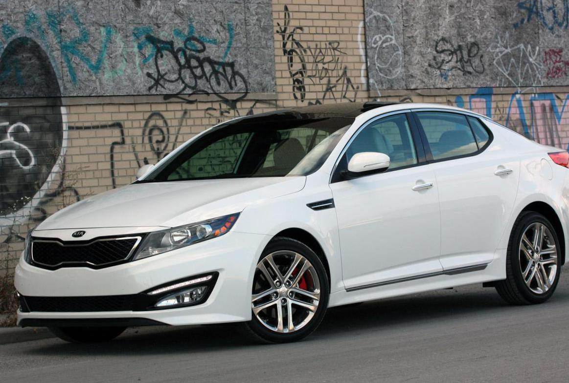 KIA Optima used 2008