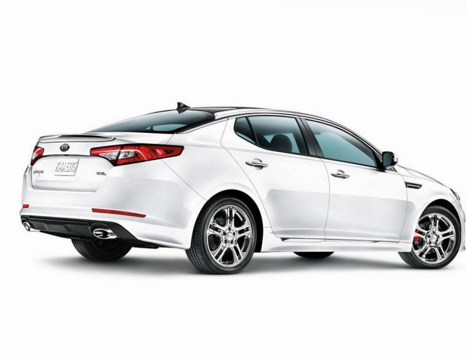 Optima KIA reviews hatchback