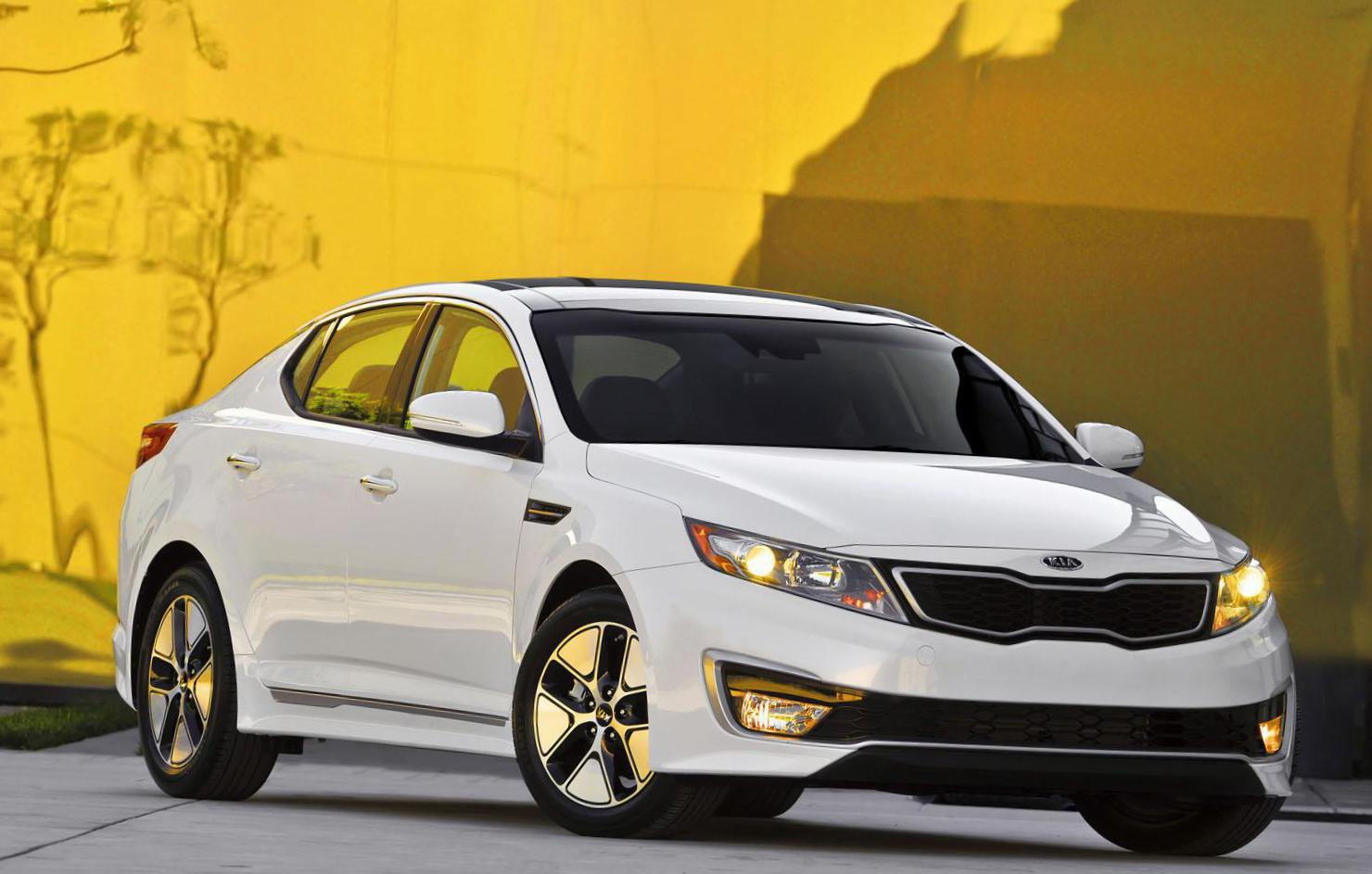 KIA Optima Hybrid reviews 2012