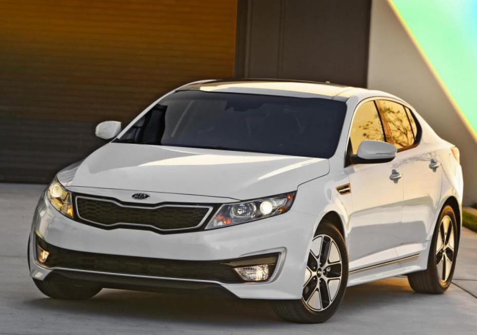 KIA Optima Hybrid sale sedan