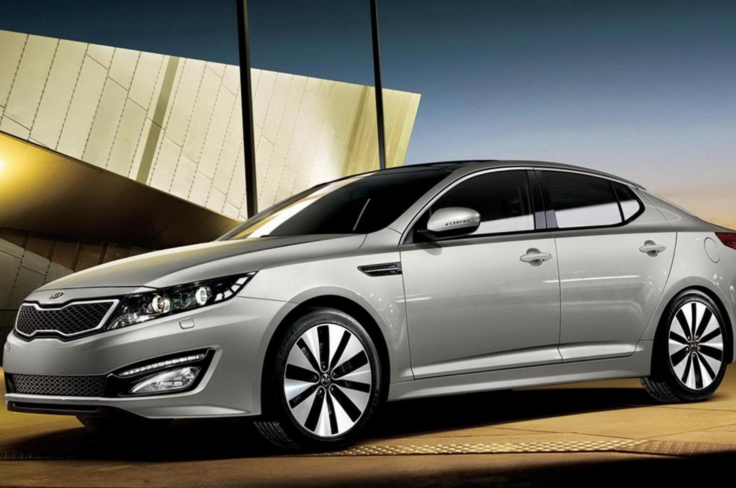 KIA Optima usa 2011