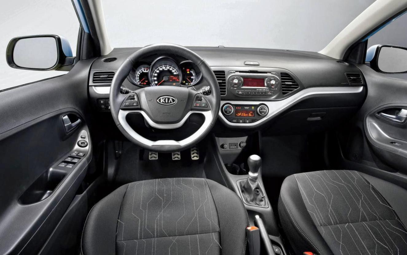 KIA Picanto Specification 2013