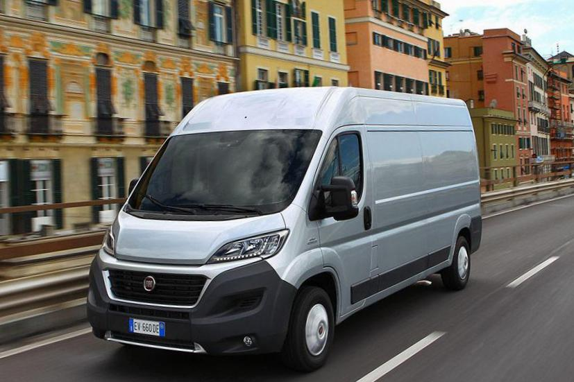 Ducato Furgone Fiat approved 2009