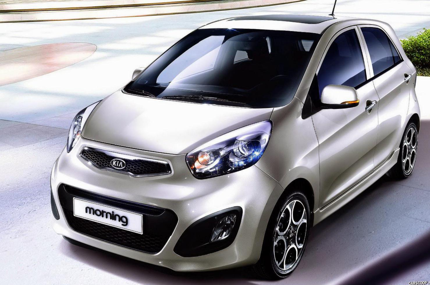 KIA Picanto how mach 2013