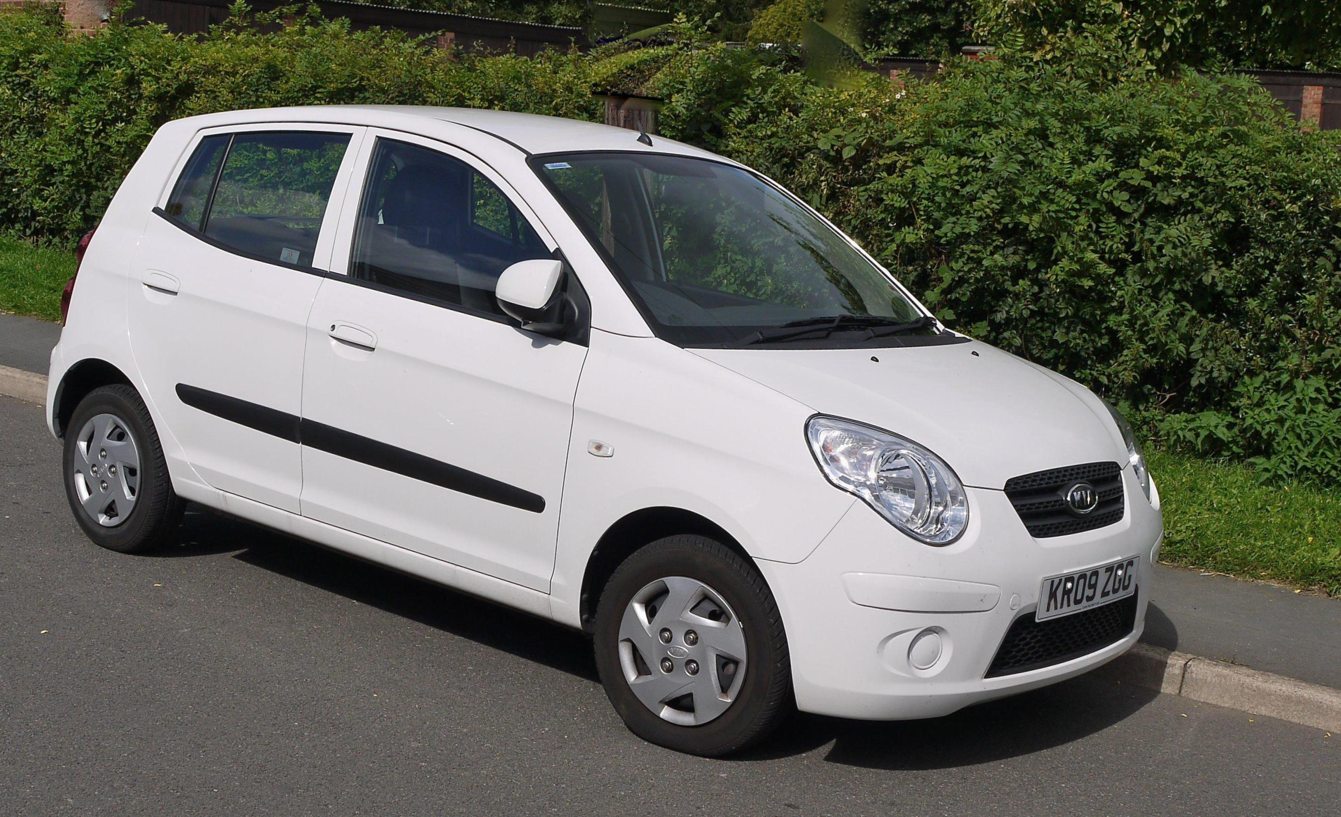 KIA Picanto Specification 2004