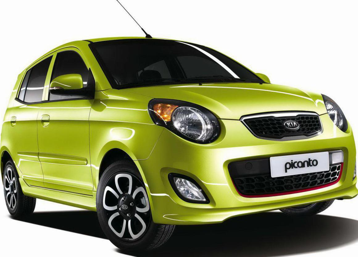 Picanto KIA price coupe