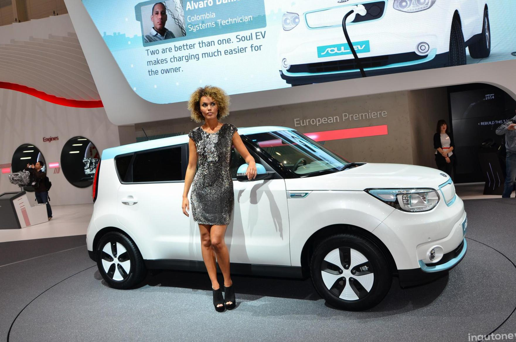 KIA Soul EV how mach hatchback