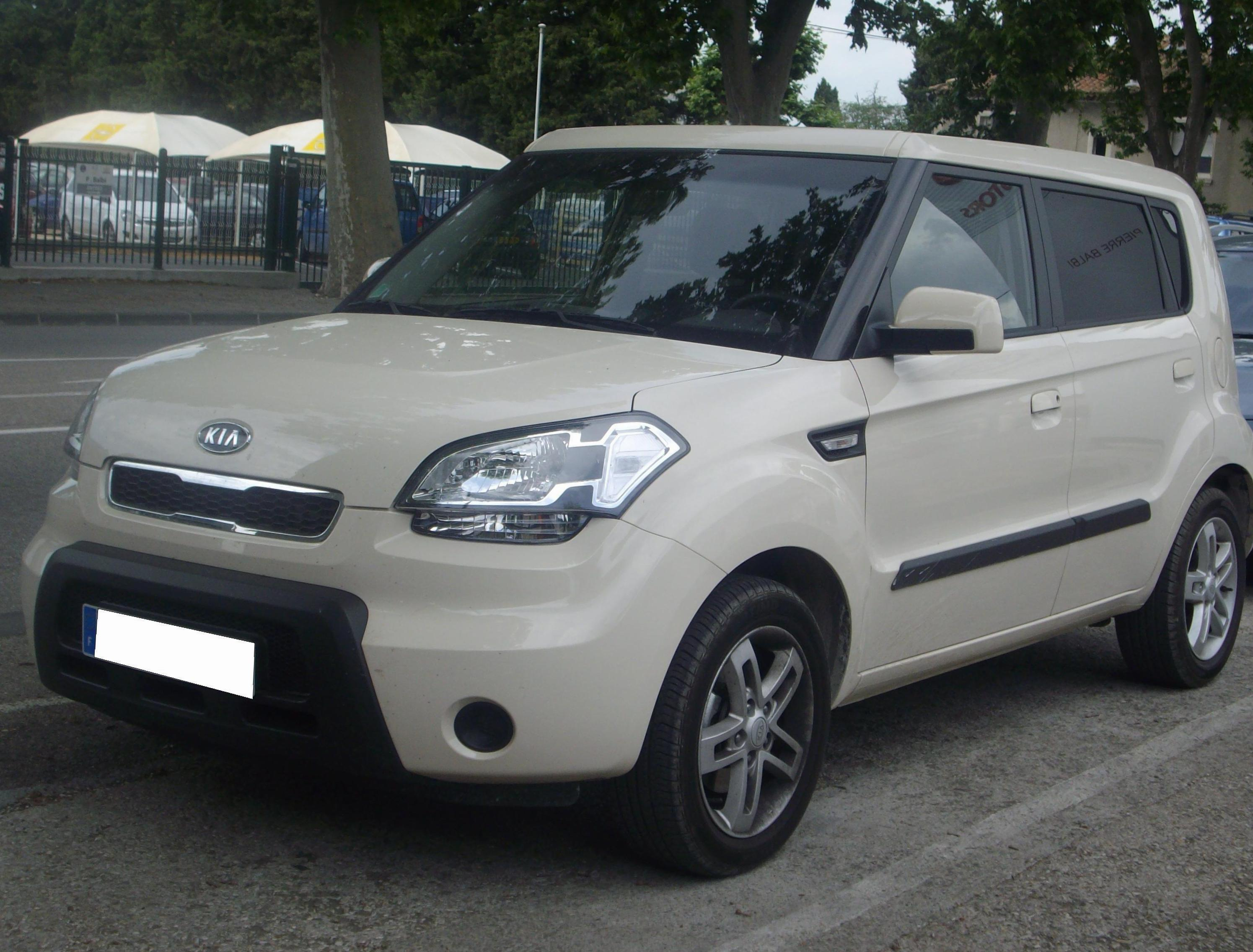Soul KIA Specification 2009
