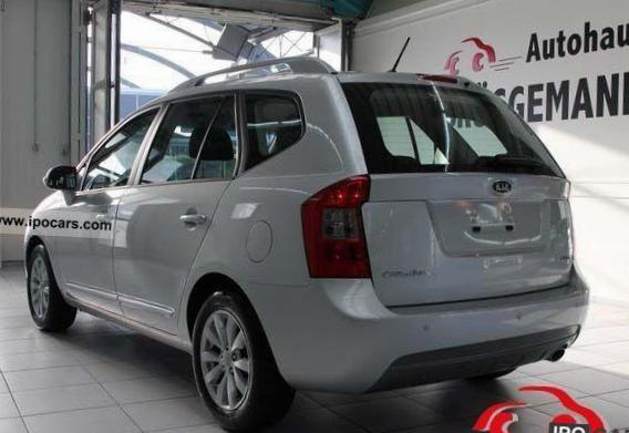 KIA Carens spec 2009