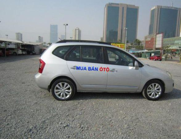 KIA Carens Specifications 2007