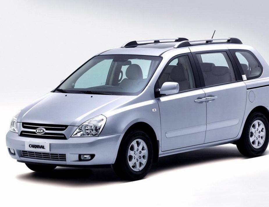 KIA Carnival Specification 2010