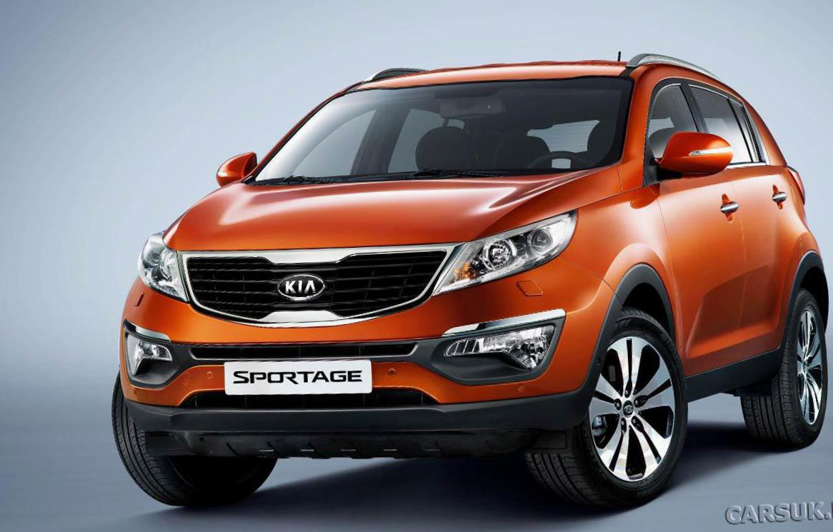 KIA Sportage how mach hatchback