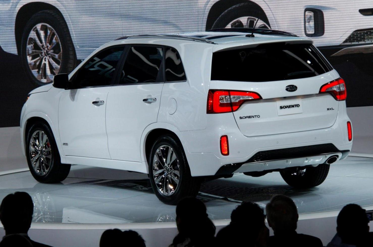 KIA Sorento how mach hatchback