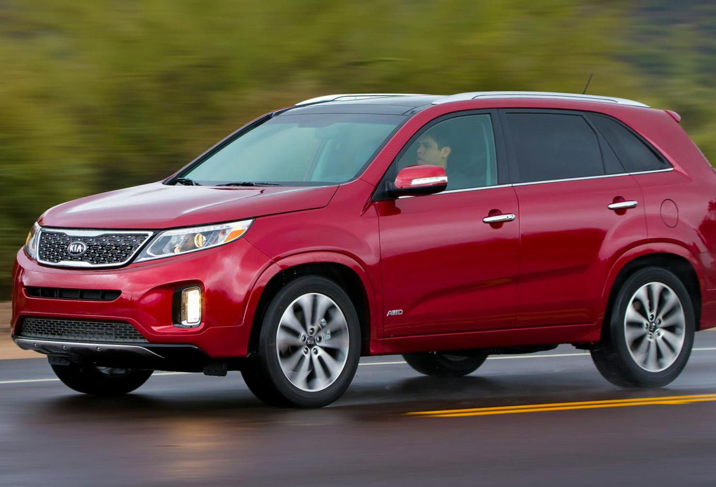 Sorento KIA usa hatchback