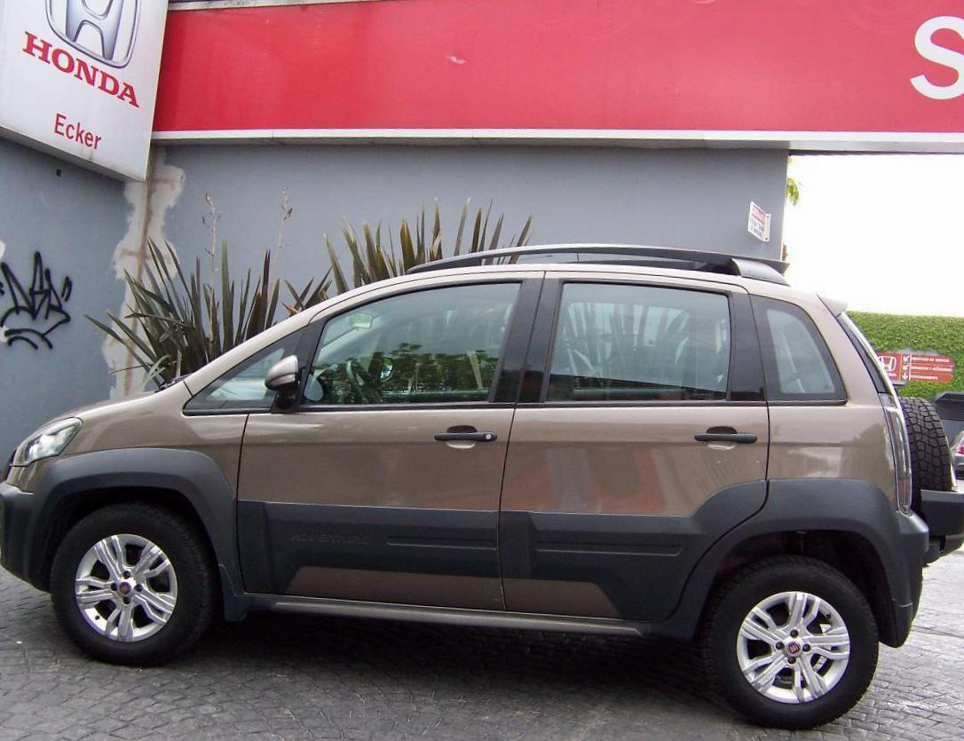 Fiat Idea Adventure Roved Van