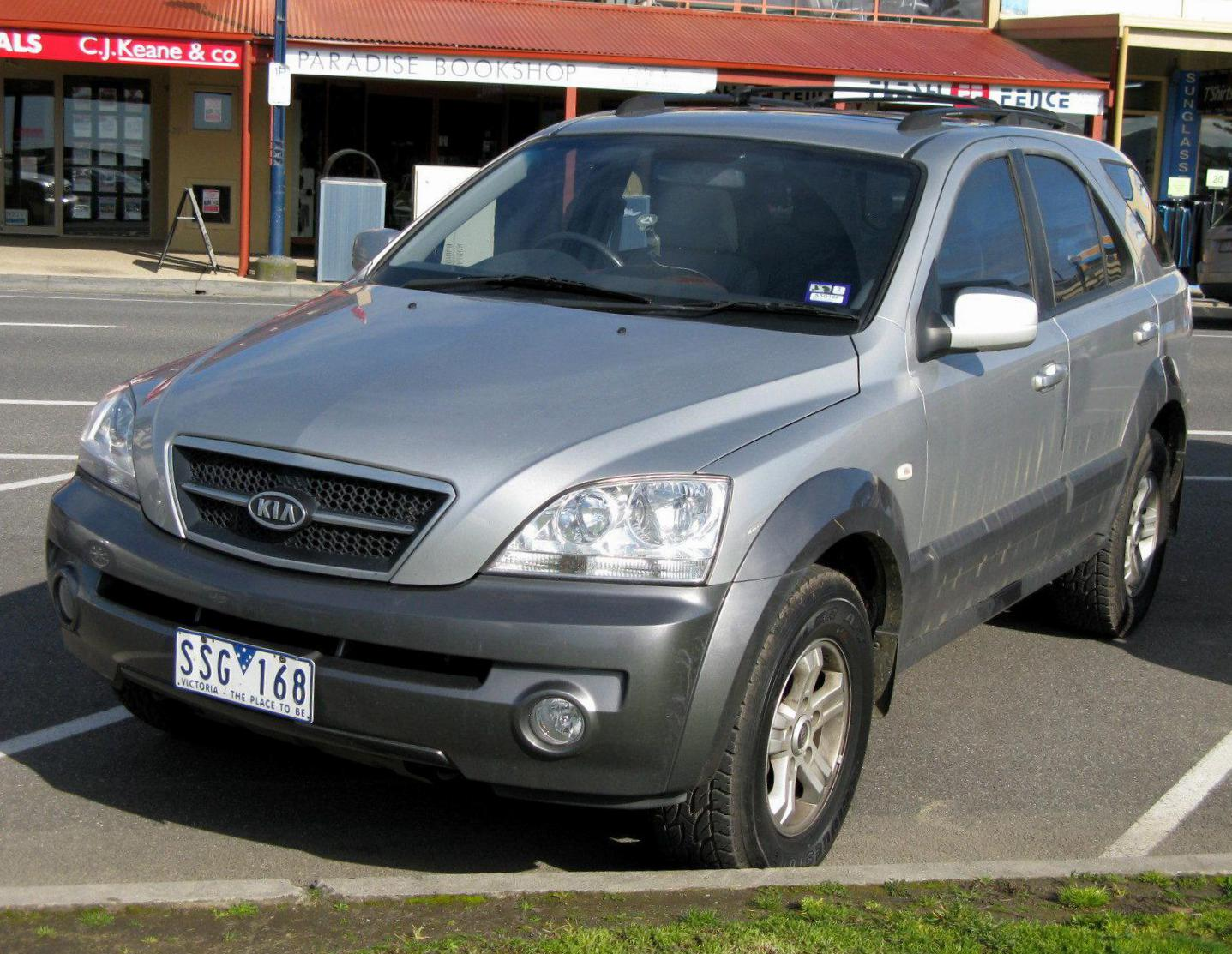 KIA Sorento reviews 2011