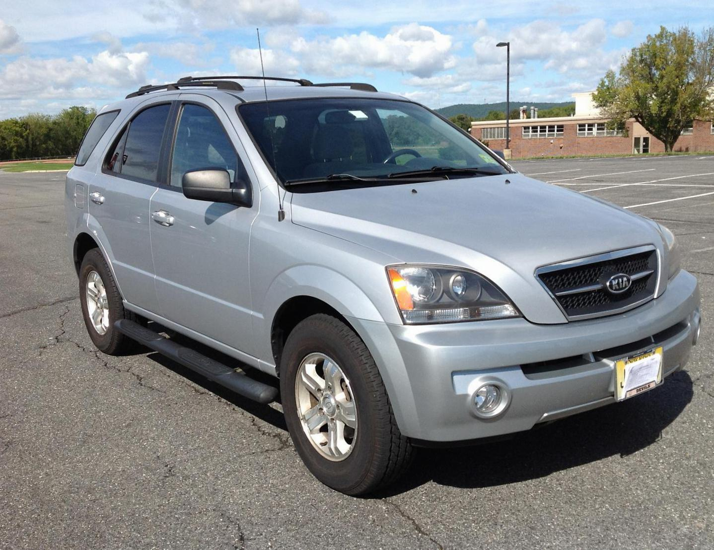 Sorento KIA usa liftback