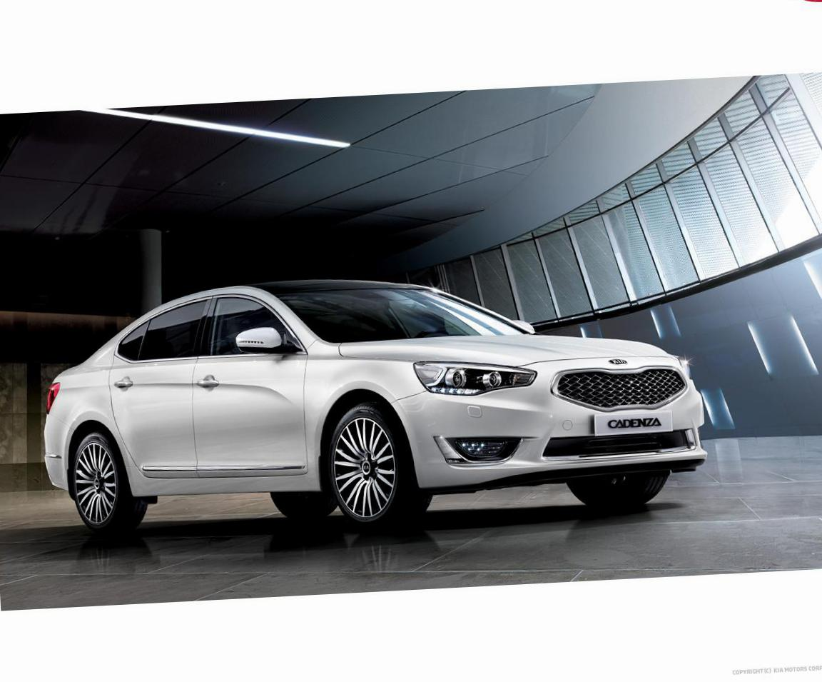 Cadenza KIA reviews 2014