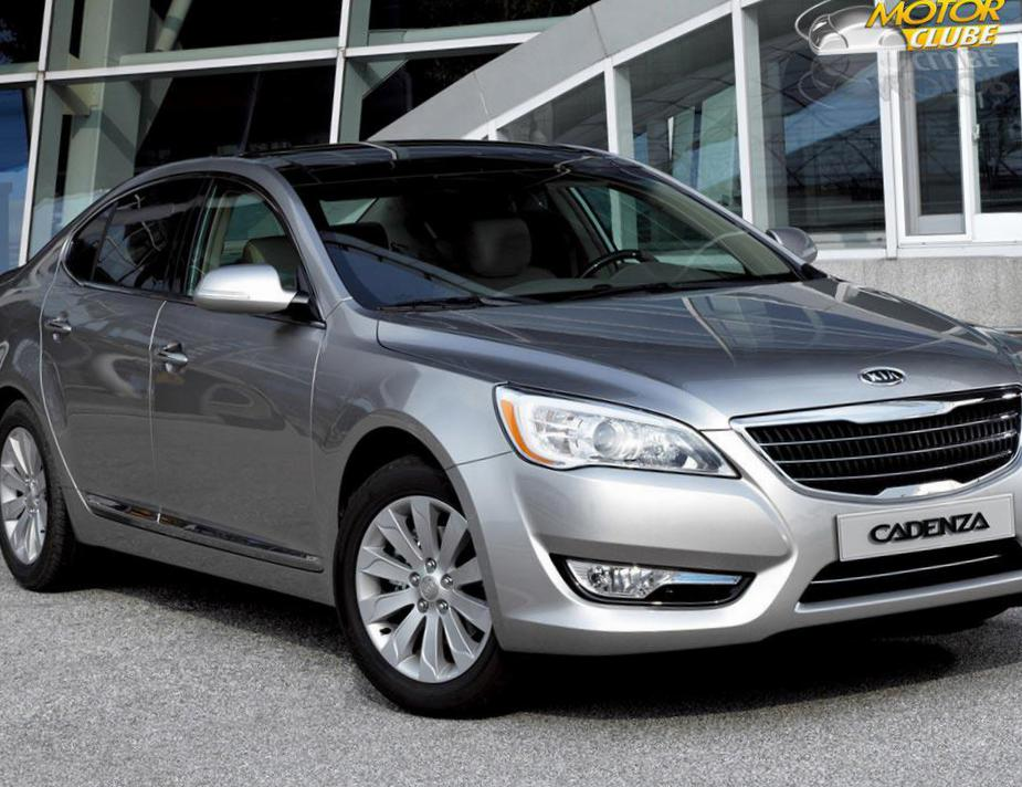 Cadenza KIA Specification 2013