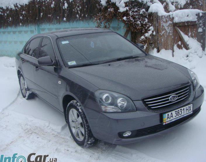 KIA Magentis Specification 2011