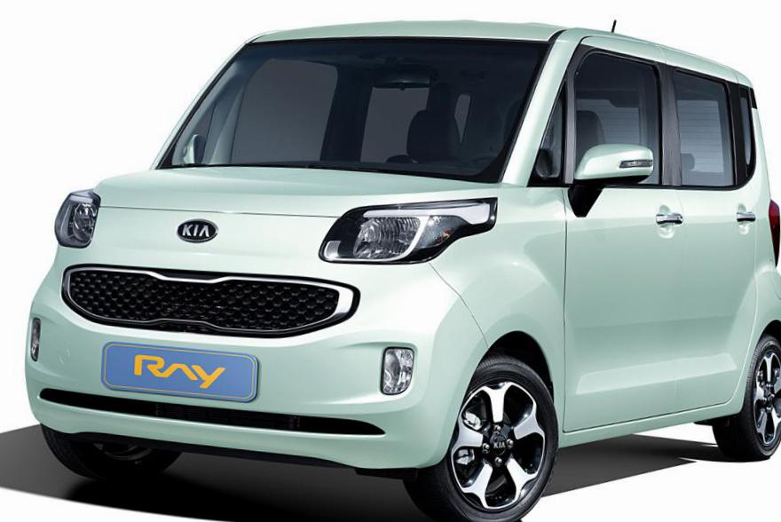 Ray KIA usa 2010