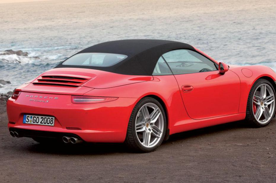 911 Carrera Cabriolet Porsche reviews 2013