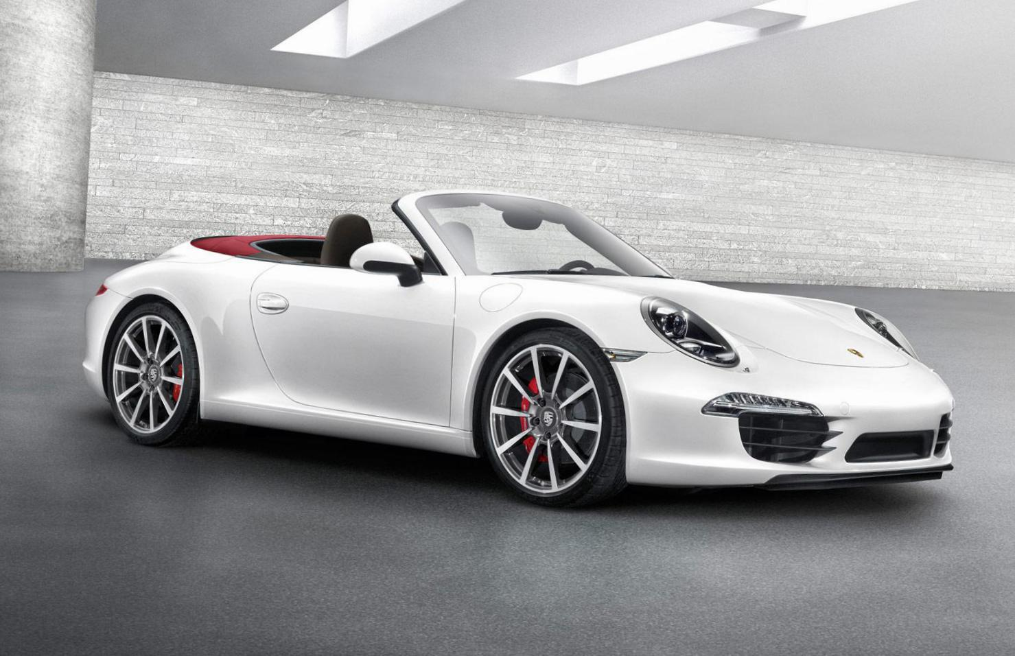 Porsche 911 Carrera Cabriolet approved 2007