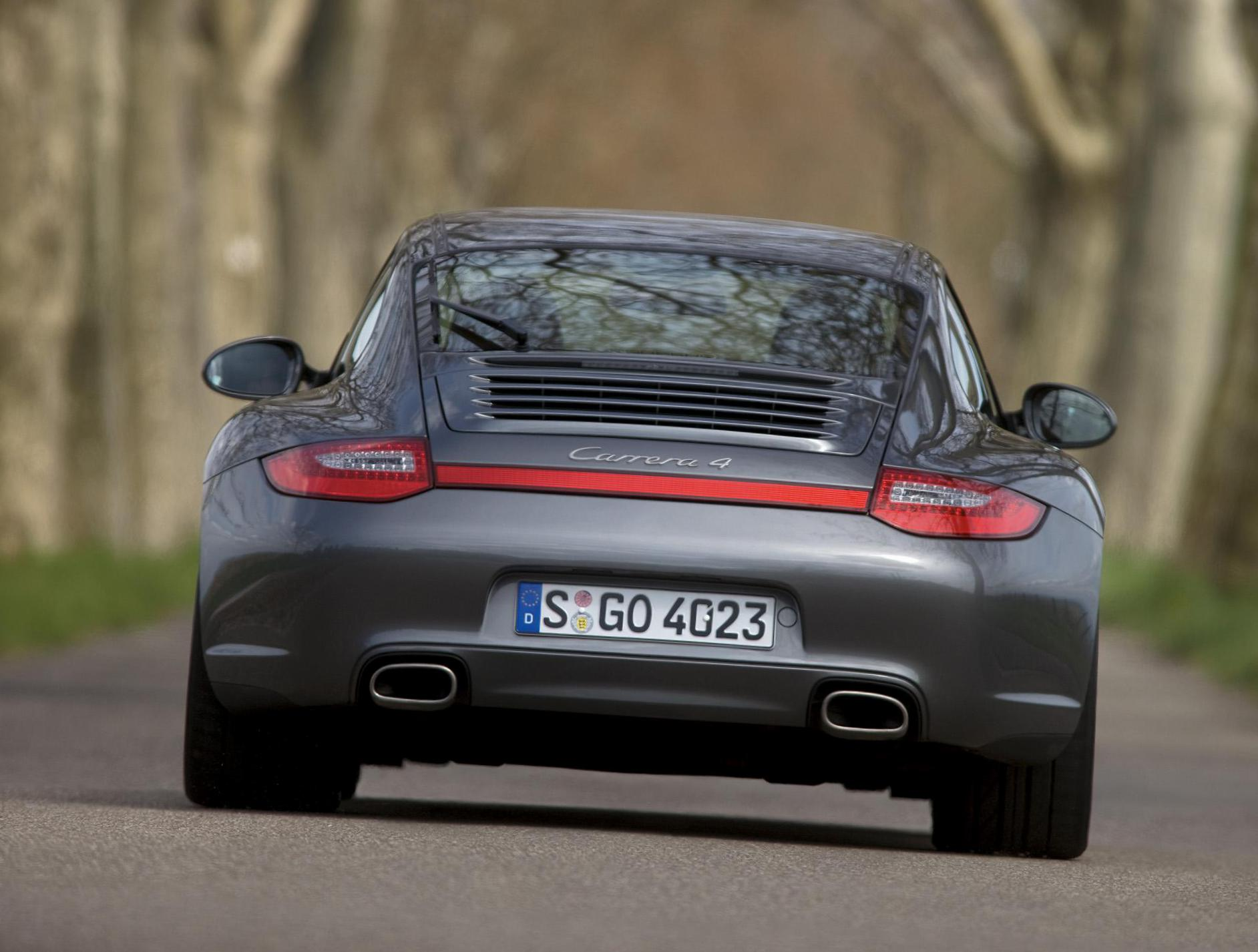 911 Carrera Porsche models hatchback