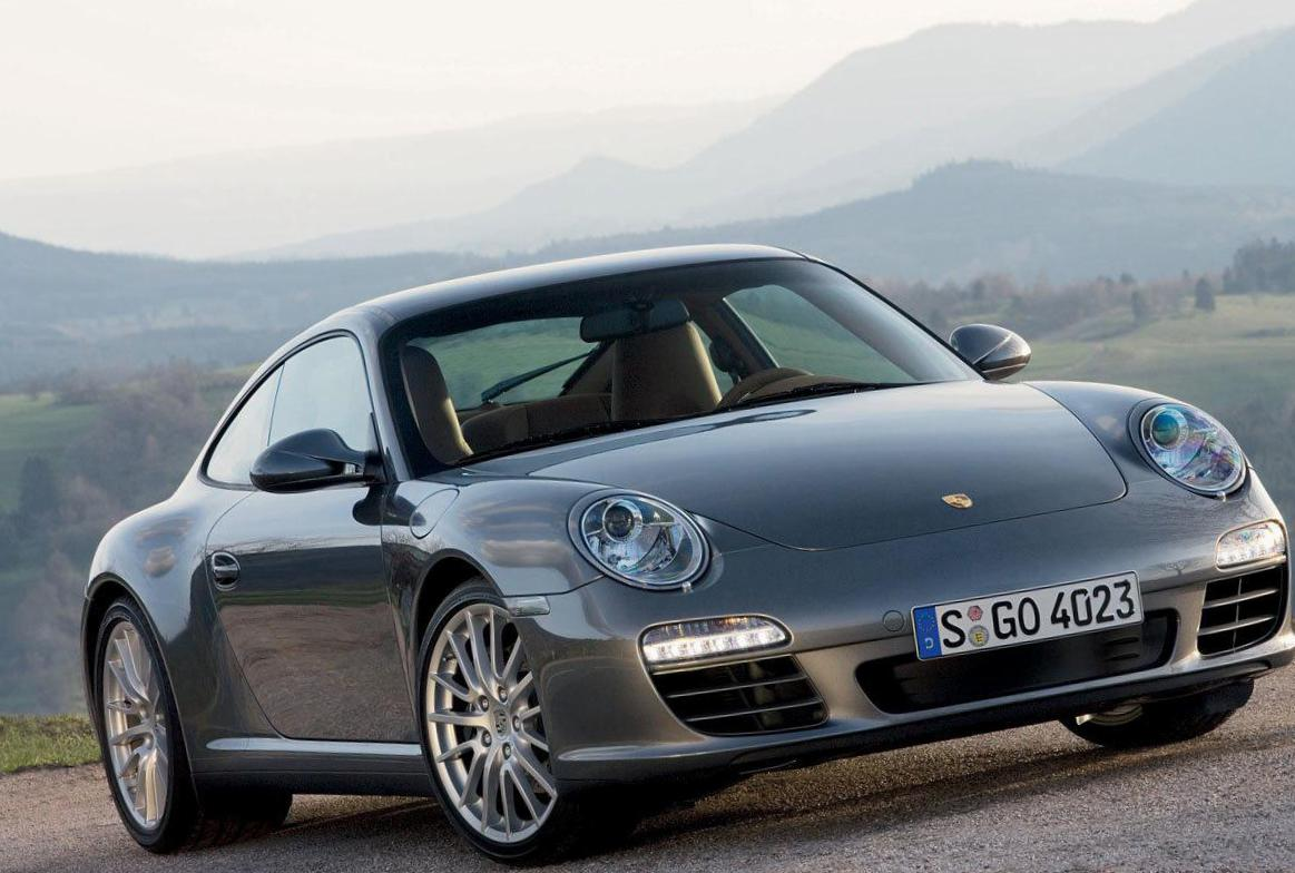 911 Carrera Porsche price 2010
