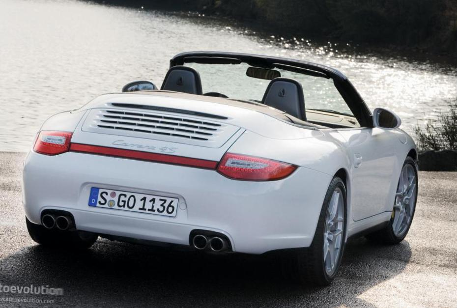 Porsche 911 Carrera price 2012