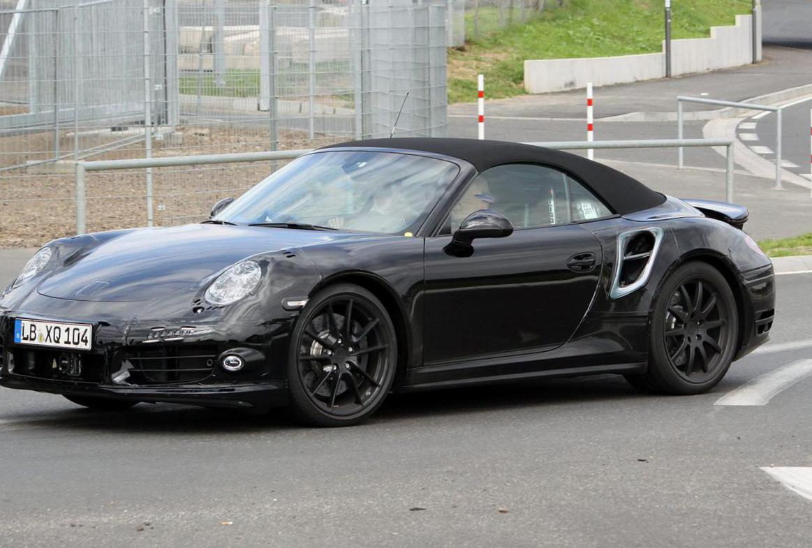 Porsche 911 Turbo how mach 2009