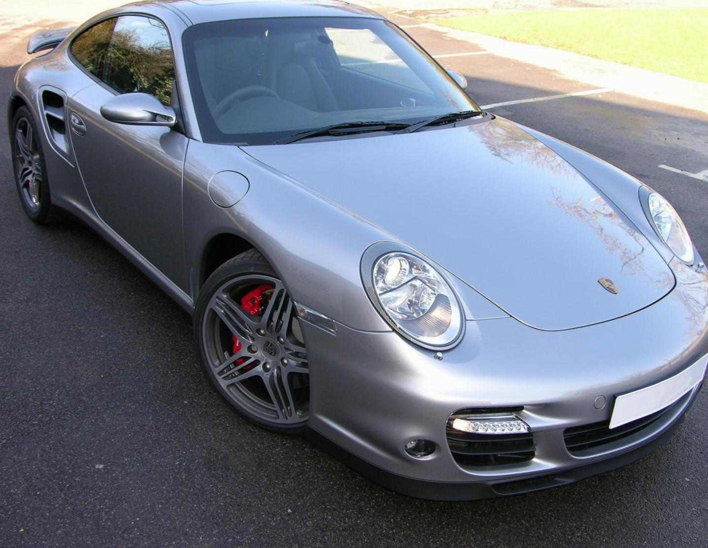 Porsche 911 Turbo new 2013