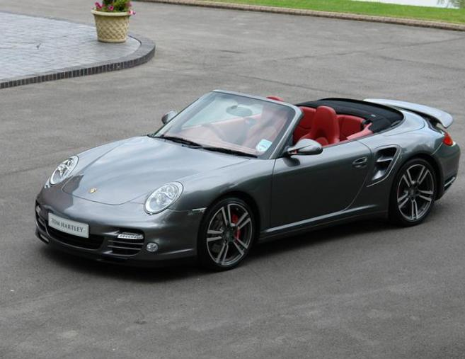 Porsche 911 Turbo Cabriolet Specification sedan