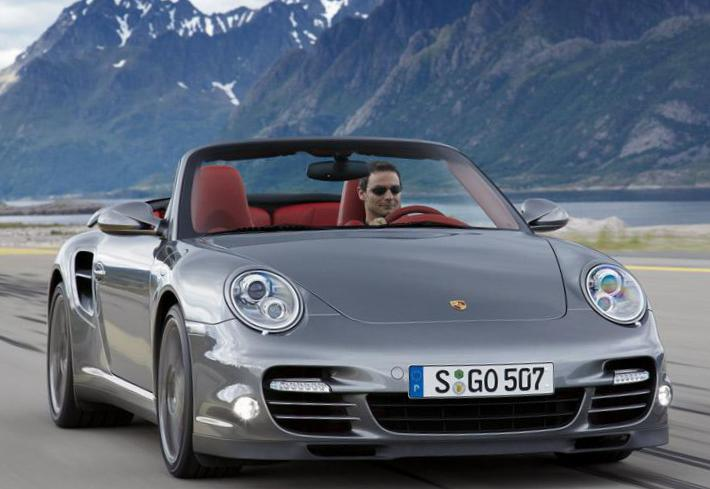 Porsche 911 Turbo Cabriolet used 2006