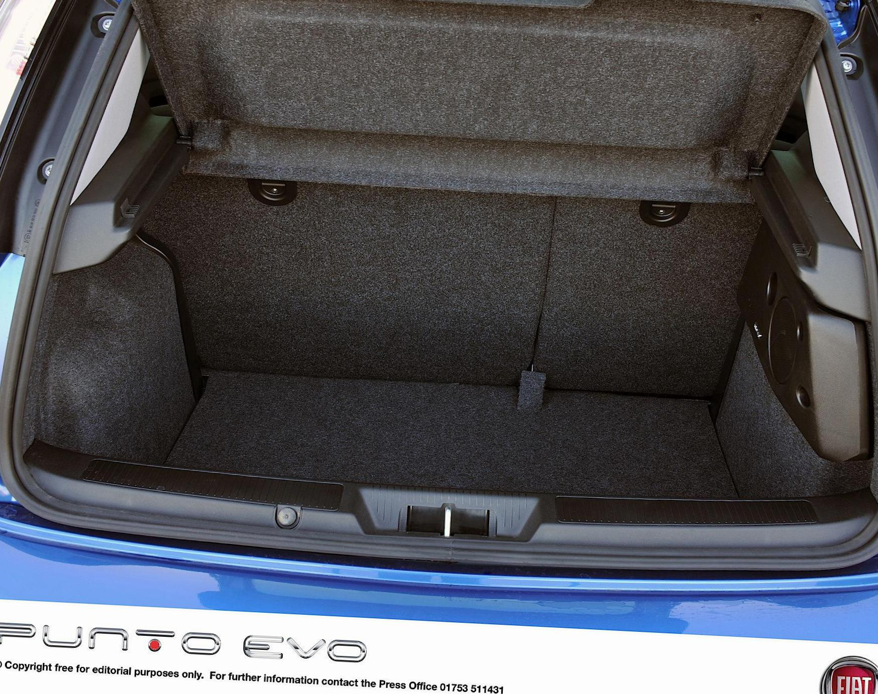 Fiat Punto Evo 5 doors price sedan