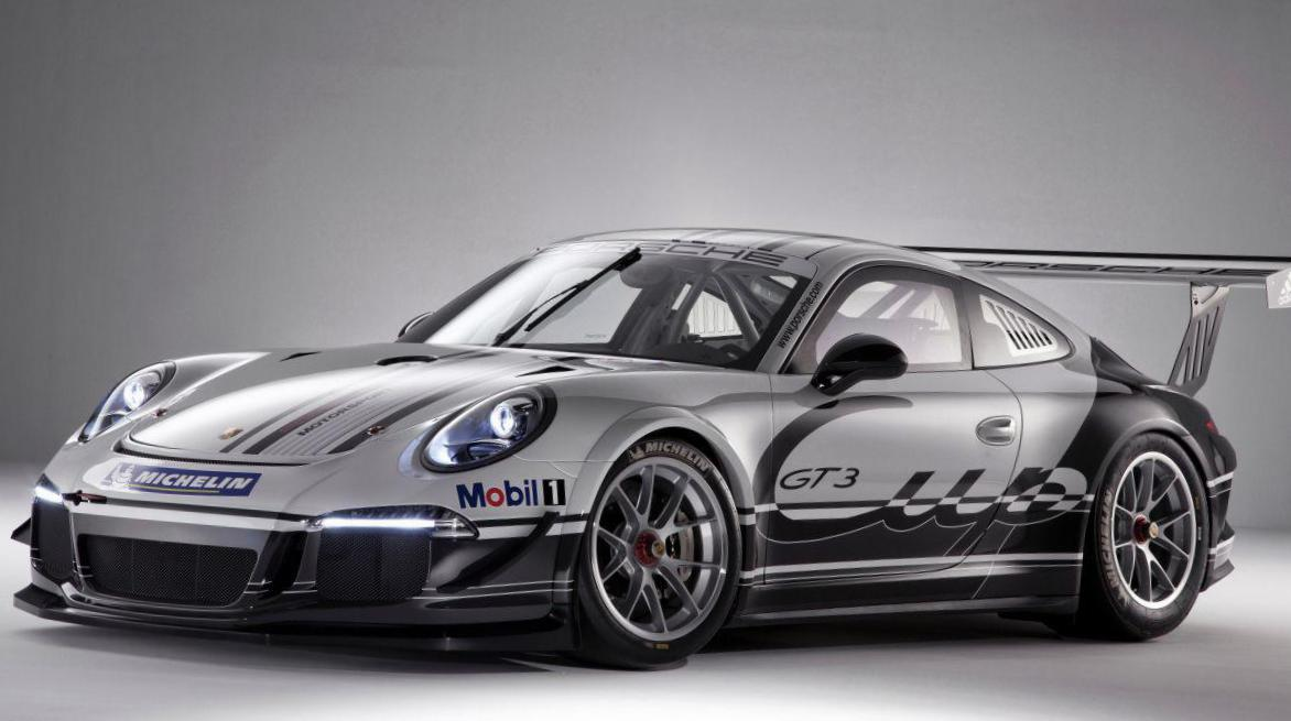 Porsche 911 GT3 Specification 2015